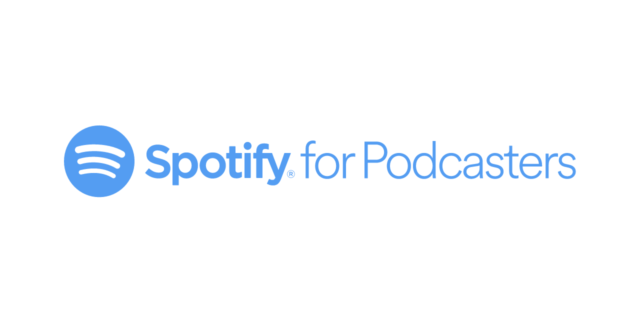 Logo Spotify for Podcasters