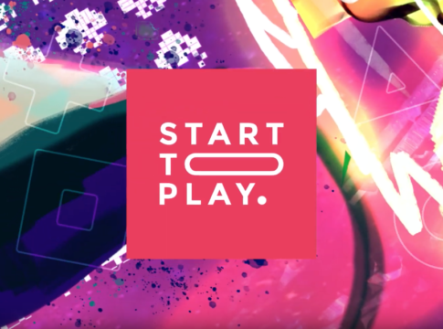 Logo Start To Play