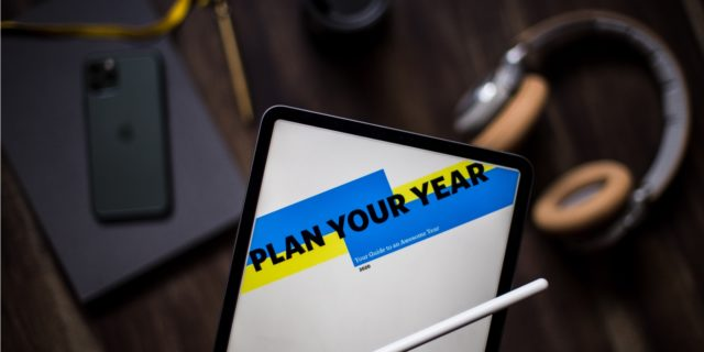Goalmap, l'application qui vous motive à tenir vos bonnes résolutions