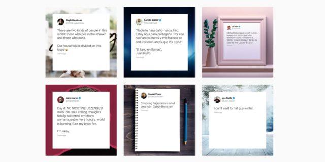 Pourquoi et comment exporter des tweets sur Instagram ?